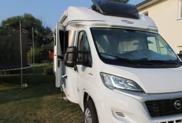 Wohnmobil mieten in Wendisch Rietz von privat | Fiat Sunrise