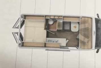 Wohnmobil mieten in Ubstadt-Weiher von privat | Carado Berta 3