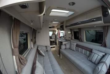 Wohnmobil mieten in Olfen von privat   Auto Sleepers RUBY_WarwickXL