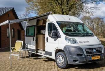 Wohnmobil mieten in Utrecht von privat   Fiat De Klaploper