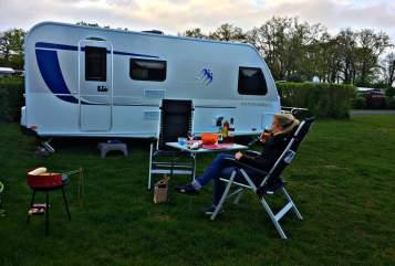 Wohnmobil mieten in Höxter von privat | Knaus Zugvogel