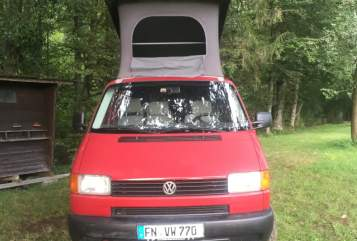 Wohnmobil mieten in Kressbronn am Bodensee von privat   Vw Carmen