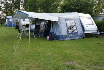 Wohnmobil mieten in Raalte von privat | Euroland  Euroland 380