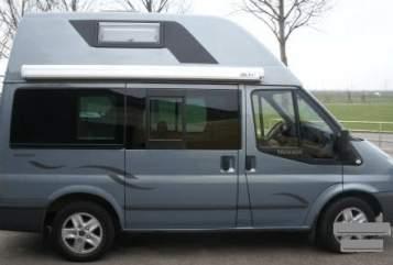 Wohnmobil mieten in Amersfoort von privat | Ford Ford Nugget2