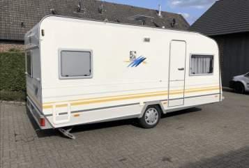 Wohnmobil mieten in Münster von privat | Knaus Südwind Maxi