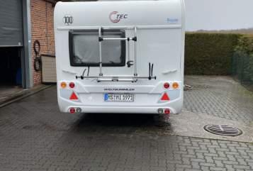 Wohnmobil mieten in Münster von privat | TEC Weltbummler