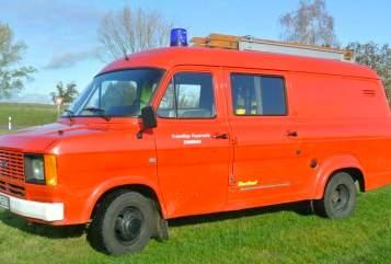 Wohnmobil mieten in Neumünster von privat | Ford Ulla
