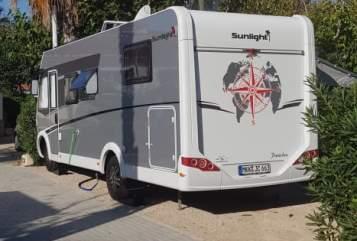 Wohnmobil mieten in Bad Soden-Salmünster von privat   Sunlight Paulchen