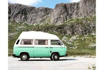 Wohnmobil mieten in Drachten von privat   Volkswagen Volkswagen T3