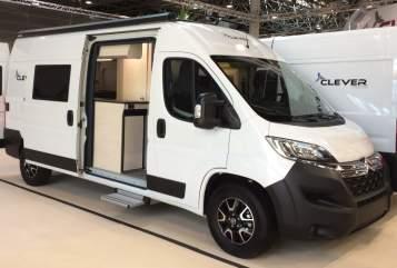 Wohnmobil mieten in Berlin von privat | Citroen Jumper 2,2l Move It
