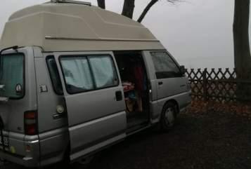 Wohnmobil mieten in Berlin von privat | Mitsubishi  Heidi