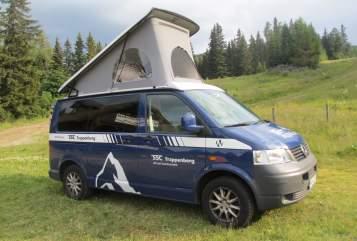 Wohnmobil mieten in Worms von privat | VW T5 Trappenberg