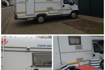Wohnmobil mieten in Ubstadt-Weiher von privat | Eura Mobil WoMo