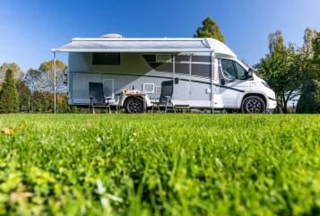 Wohnmobil mieten in Nederweert von privat | Sunlight Dabentie