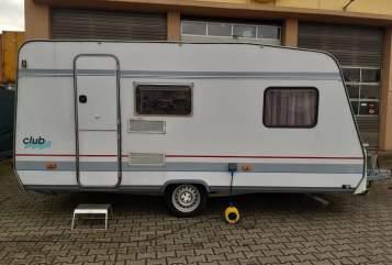 Wohnmobil mieten in Frankfurt am Main von privat | BÜRSTNER Cascara