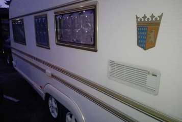 Wohnmobil mieten in Sonnenbühl von privat | Tabbert Tabbert