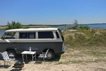 Wohnmobil mieten in Bayreuth von privat   Volkswagen Blauer Emil