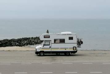 Wohnmobil mieten in Purmerend von privat | Fiat Ducato Campie