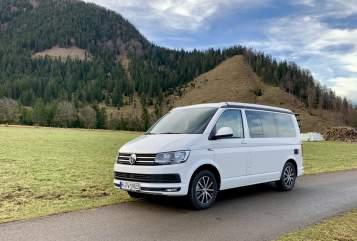 Wohnmobil mieten in München von privat | VW Fridolin