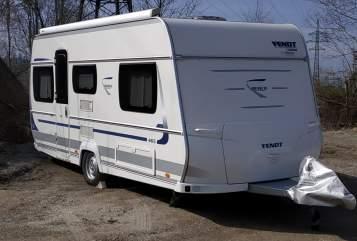 Wohnmobil mieten in Rottach-Egern von privat   Fendt Bianco