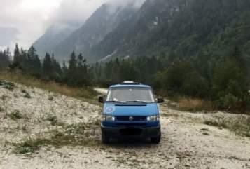Wohnmobil mieten in Weimar von privat | Volkswagen  Wochenendmobil
