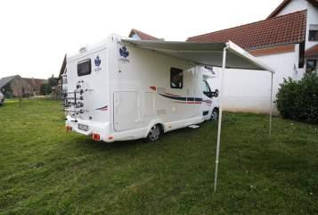 Wohnmobil mieten in Landau in der Pfalz von privat   Ahorn De Landauer