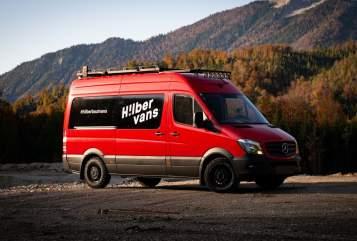 Wohnmobil mieten in Haidershofen von privat | Mercedes Frank the Tank