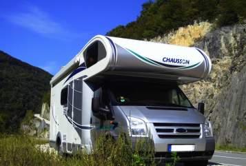 Wohnmobil mieten in Groß Teetzleben von privat   Chausson 'Schnipo' M-V