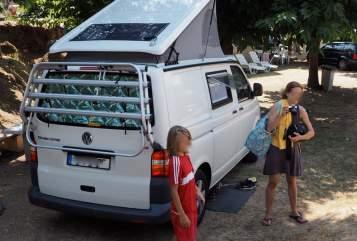 Wohnmobil mieten in Hamburg von privat | VW Villa Massimo