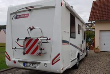 Wohnmobil mieten in Nüdlingen von privat | Fiat Ducato Büffi