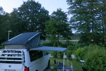 Wohnmobil mieten in Machern von privat | Volkswagen Calli