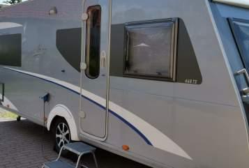Wohnmobil mieten in Hirzenhain von privat | Bürstner Witzis Traum