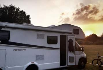 Wohnmobil mieten in Hünfeld von privat | Weinsberg Campcar