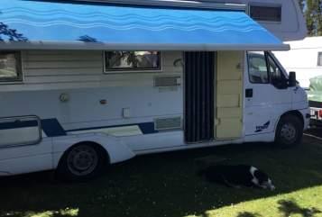 Wohnmobil mieten in Oegstgeest von privat | Fiat dukato 2.5tdi Fendt camper