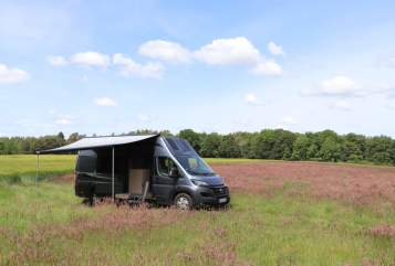 Wohnmobil mieten in Westergellersen von privat | La Strada Avanti Family