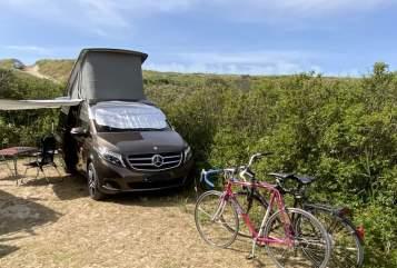 Wohnmobil mieten in Verl von privat | Mercedes Bernies Camper