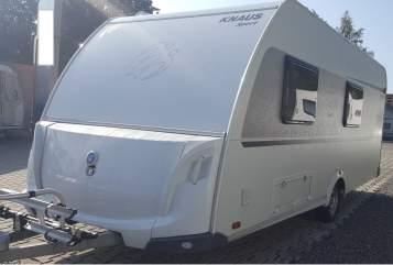 Wohnmobil mieten in Chemnitz von privat | Knaus Knaus 500FDK