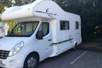 Wohnmobil mieten in Illingen von privat | Renault  Master