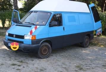 Wohnmobil mieten in Kahl am Main von privat | VW Balu