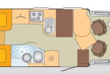 Wohnmobil mieten in Erbach von privat | Bürstner LongRunner