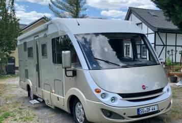 Wohnmobil mieten in Solingen von privat | Bürstner Max