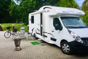 Wohnmobil mieten in Edewecht von privat | Rimor Wonneproppen