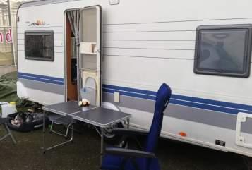 Wohnmobil mieten in Weilerswist von privat | Hobby Wohny