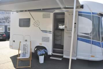 Wohnmobil mieten in Limburg an der Lahn von privat | Knaus Arthur