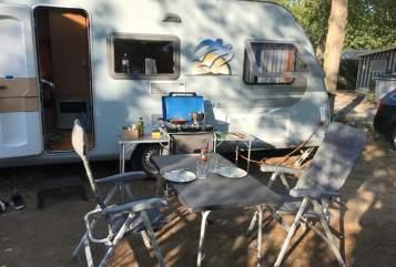 Wohnmobil mieten in Haigerloch von privat | Knaus Tabbert Schneckenhaus