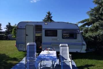 Wohnmobil mieten in Hilpoltstein von privat | Hobby Rudi