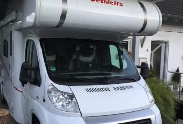 Wohnmobil mieten in Gundersweiler von privat   Dethleffs Macala