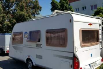 Wohnmobil mieten in Speyer von privat | Knaus MeetingW2