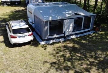 Wohnmobil mieten in Rostock von privat | Hobby Alfred