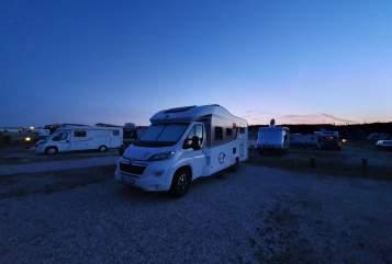 Wohnmobil mieten in Dortmund von privat | Bürstner Ich bin GROOT!